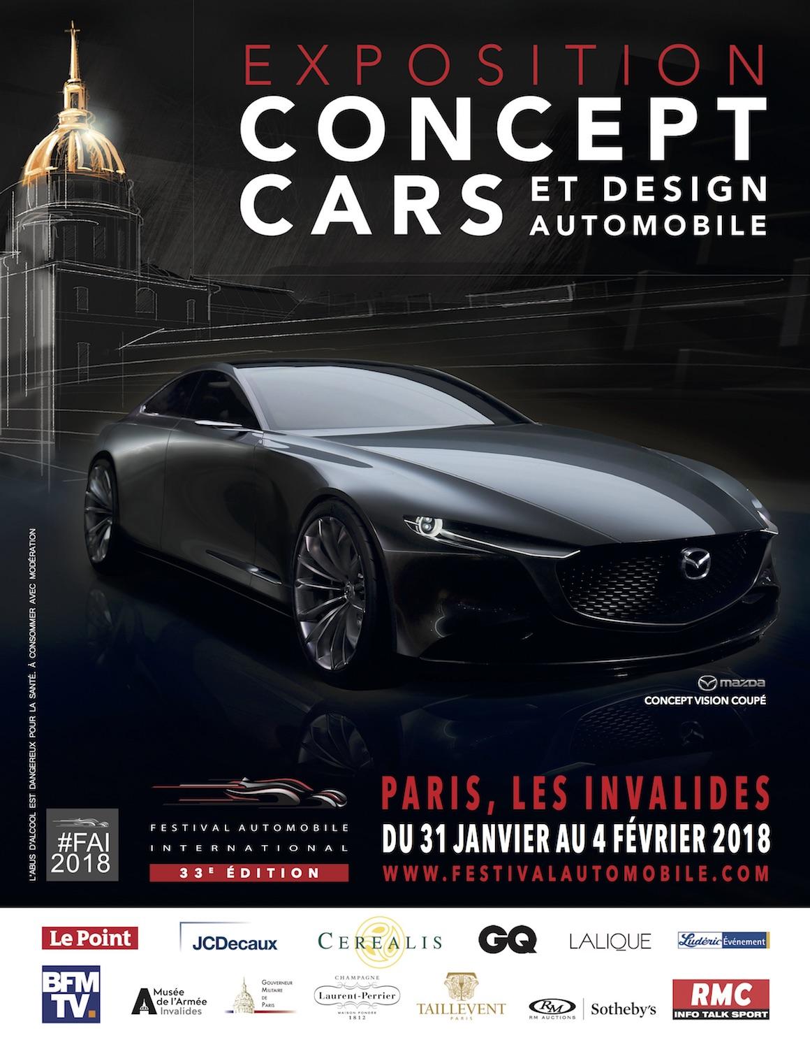 Billets coupe file festival automobile international - Billet coupe file pompidou ...