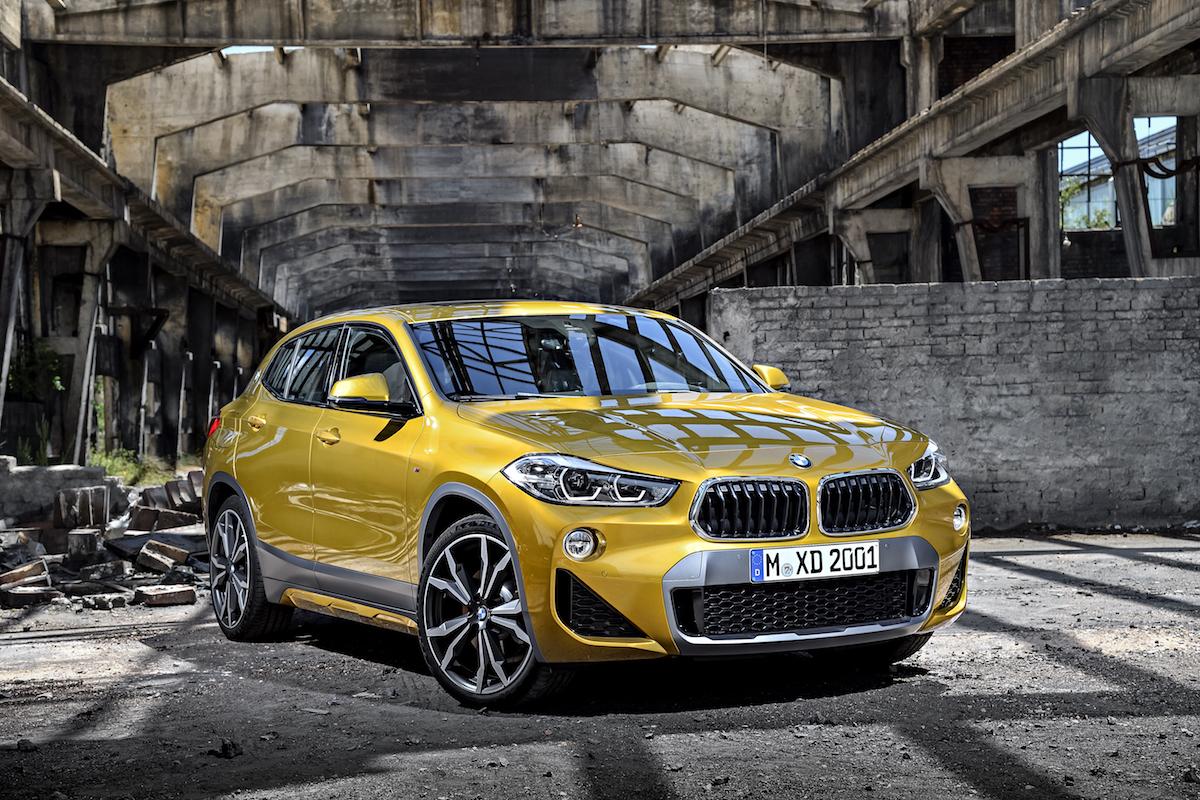 BMW X2 3 quart avant-CANDIDATE17
