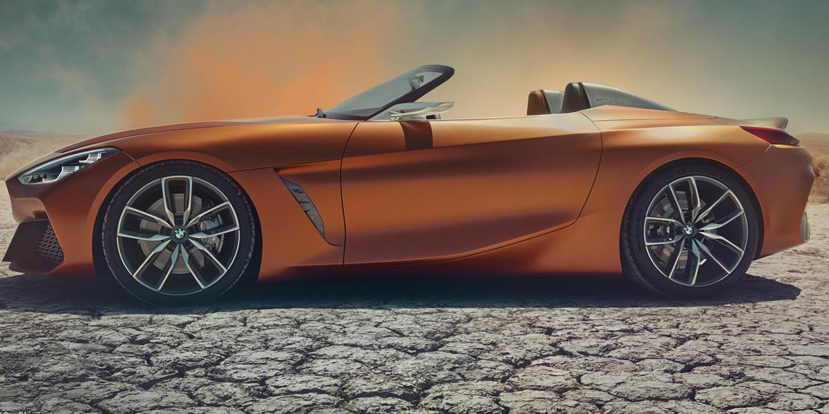 BMW CONCEPT Z4 02
