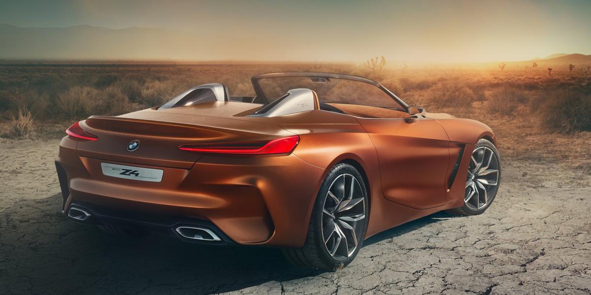 BMW CONCEPT Z4 04