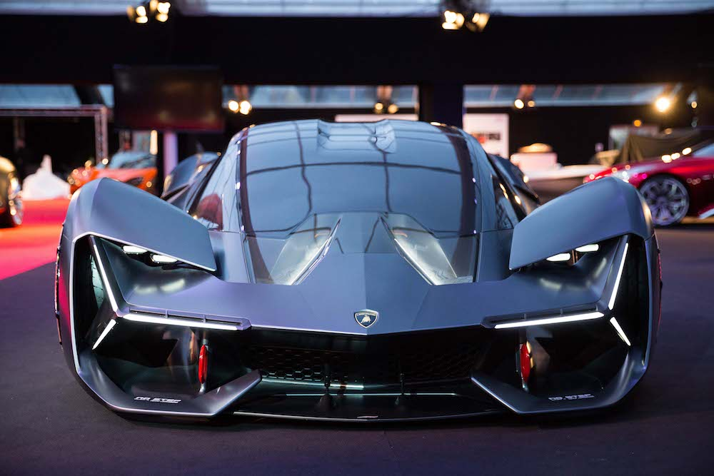 Future Of The Car: FESTIVAL AUTOMOBILE INTERNATIONAL