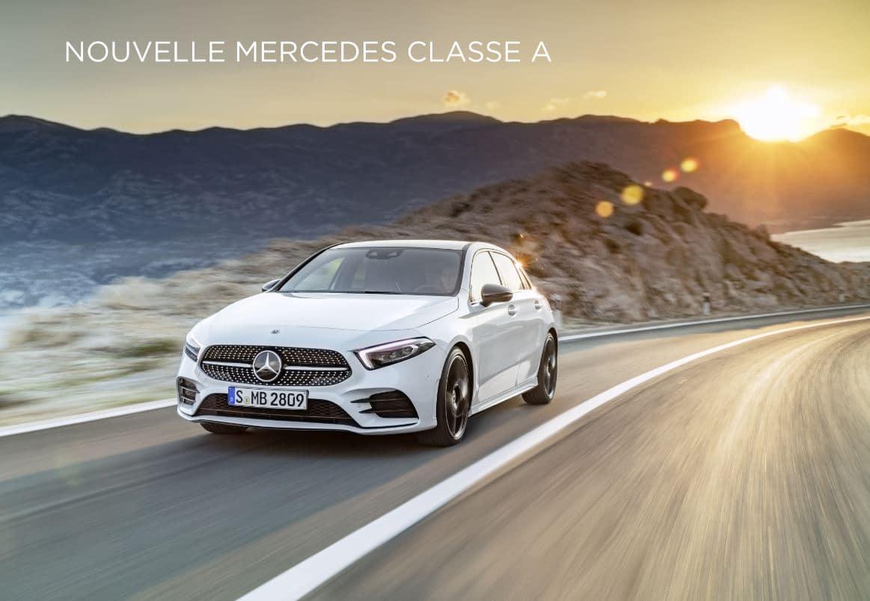 Nouvelle Mercedes Classe A Site Festival Automobile International