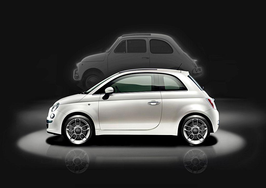 1er châssis Fiat 500 (2007) – Images stylisées – 3